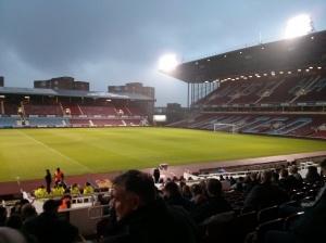 EDS away at West Ham